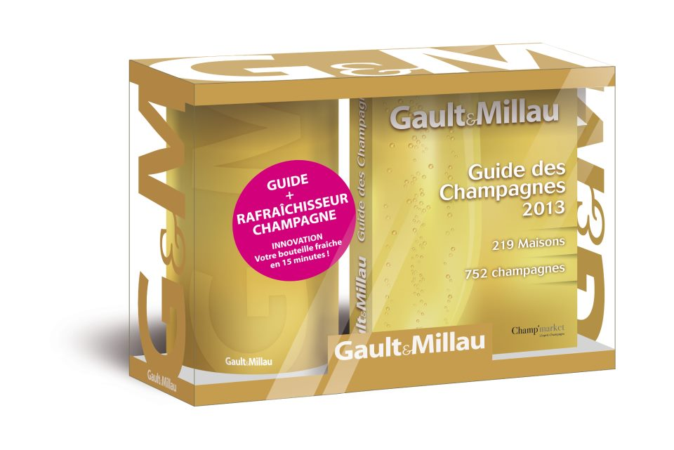 Guide Champagnes 2013