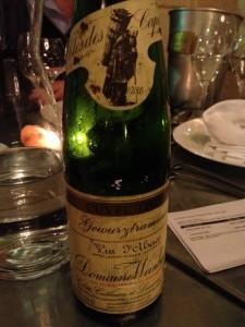 Gewurztraminer Weinbach cuvée Théo 2005