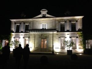 Cheval Blanc accueil
