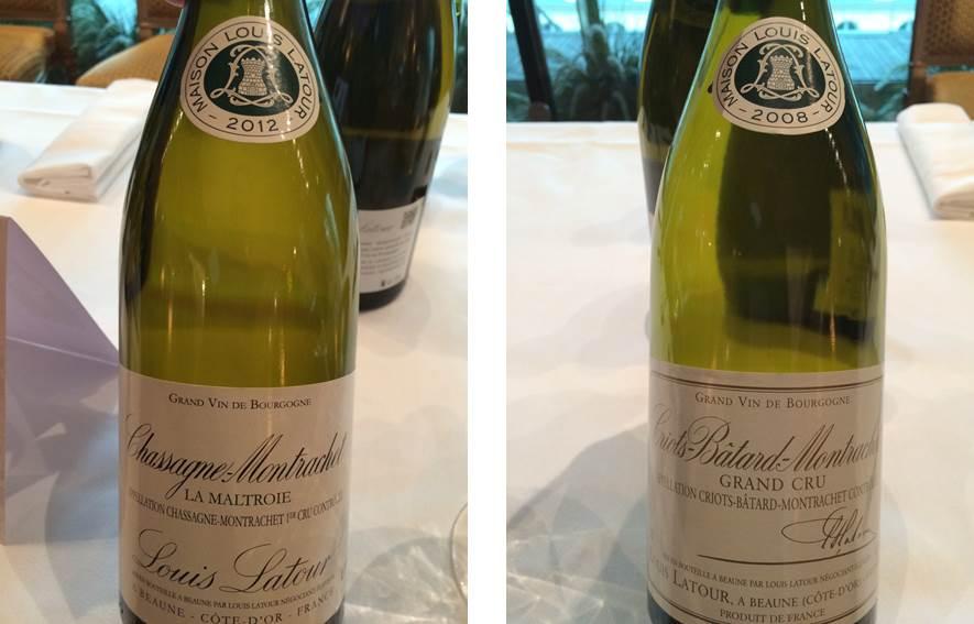 Chassagne & Criot Batard Montrachet Louis Latour
