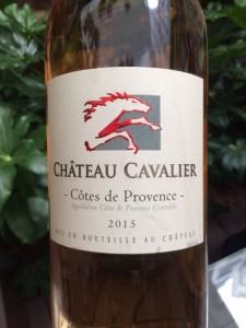 Château Cavalier 2015